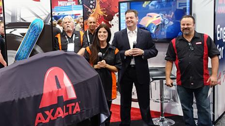 Axalta Paint Gun Launch
